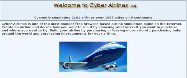 Cyber Airlines