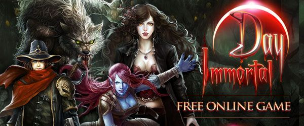 Immortal Day Vampire MMORPG
