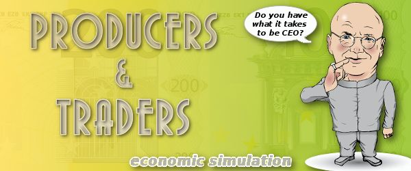 Producers and Traders