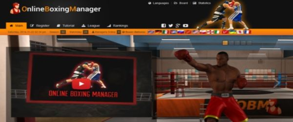 OBM Online Boxing Manager