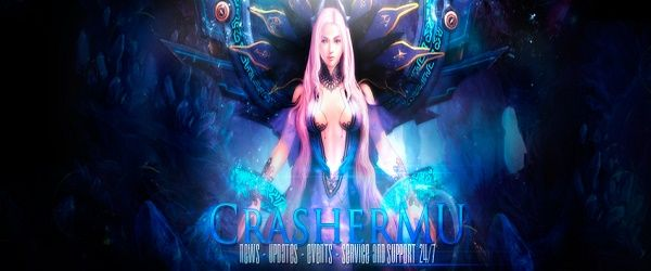 CrasherMu Online Season 6 Episode 3 - Dedicated Server