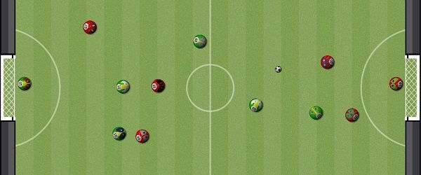 Six-a-side Football Game preview