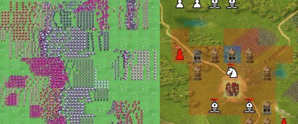 Armygrid Game preview