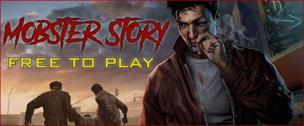 Mobster Story Game preview