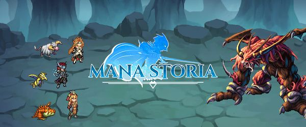 Mana Storia Online Game preview