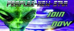 Perplex-New-Star | Aliens in Space
