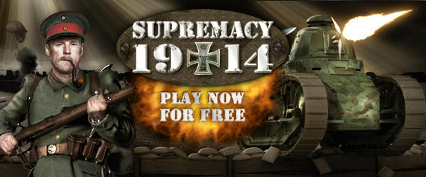 Supremacy 1914 Game preview