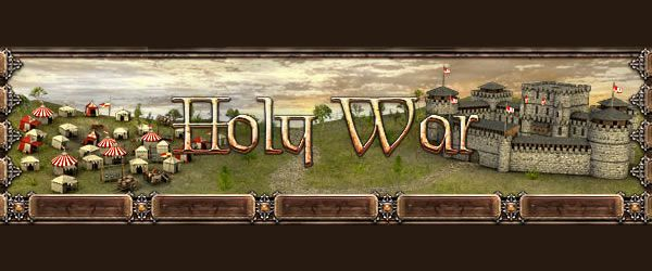 Holy War Game preview