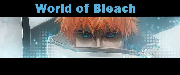 World of Bleach RPG