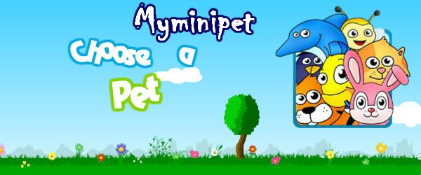 MyMiniPet Game preview