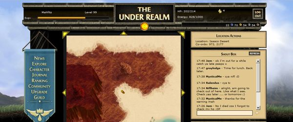 The Under Realm