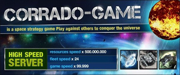 Ogame Private Corrado Game
