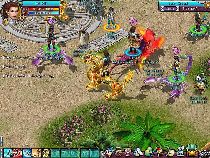 Reviews for Grand Epic Online browser game