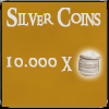 World of Nyrris 10,000 Silver