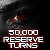 Black Aftermath 50,000 Reserves