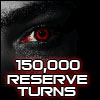 Black Aftermath 150,000 Reserves