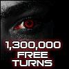 Black Aftermath 1.3 Million Turns